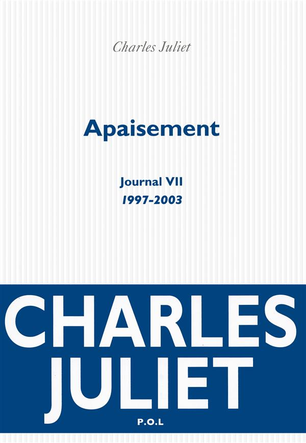 APAISEMENT JOURNAL VII (1997-2003)
